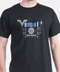 Voyager 1 Jovian System T-Shirt