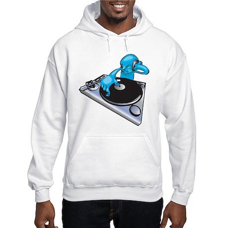 Funky DJ Hooded Sweatshirt