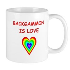 BACKGAMMON2 Mugs