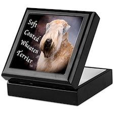 Soft Coated Wheaten Terrier Keepsake Box