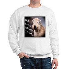 Soft Coated Wheaten Terrier Sweatshirt