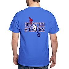 USA Speedskating T-Shirt