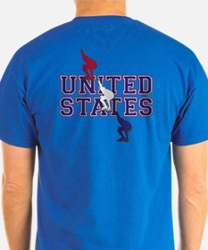 USA Speedskating T-Shirt