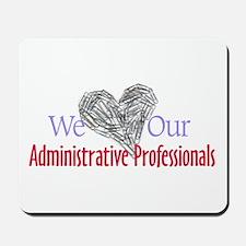 Administrative Professionals Mousepad