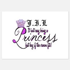 Personalize Princess Invitations