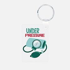 Under Pressure Keychains
