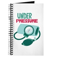 Under Pressure Journal