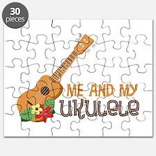 Me And My Ukulele Puzzle