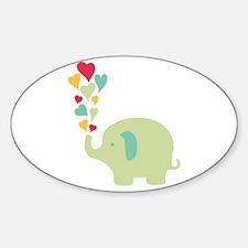 Baby Elephant Decal
