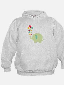 Baby Elephant Hoodie
