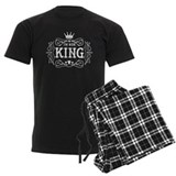 King pajamas Men's Pajamas Dark