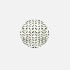Horse Pattern Mini Button
