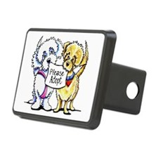 Mighty Mutts Adopt Hitch Cover