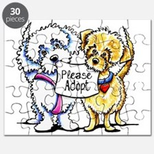 Mighty Mutts Adopt Puzzle