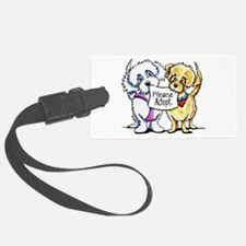 Mighty Mutts Adopt Luggage Tag