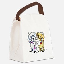 Mighty Mutts Adopt Canvas Lunch Bag