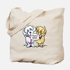 Mighty Mutts Adopt Tote Bag