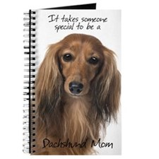 Dachshund Mom Journal