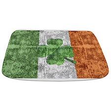 St. Patricks Day Flag Bathmat Bathmat