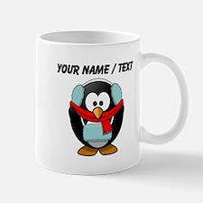 Custom Winter Penguin Mugs