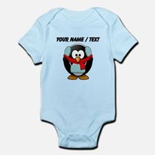 Custom Winter Penguin Body Suit