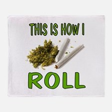 JOINTS Throw Blanket