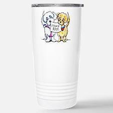 Mighty Mutts Adopt Travel Mug