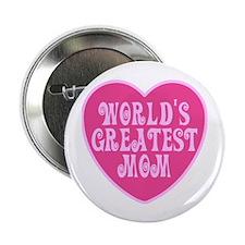 World's Greatest MOM Button
