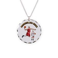 Sports - Basketball Team Necklace