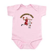 Sports - Basketball Team Infant Bodysuit
