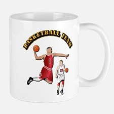 Sports - Basketball Team Mug