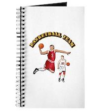 Sports - Basketball Team Journal