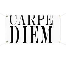Famous Latin Quote : Carpe Diem  Banner
