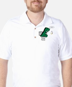 oh shit Golf Shirt