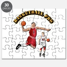 Sports - Basketball Pro Puzzle