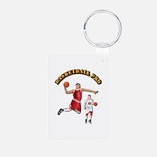 Sports - Basketball Pro Keychains
