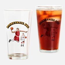 Sports - Basketball Pro Drinking Glass