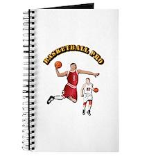 Sports - Basketball Pro Journal