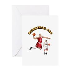 Sports - Basketball Pro Greeting Card