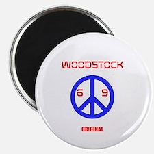 WOODSTOCK 69 ORIGINAL Magnets