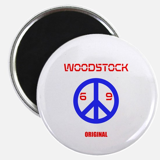 WOODSTOCK 69 ORIGINAL Magnets
