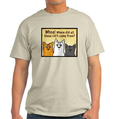 """Whoa!"" Light T-Shirt"