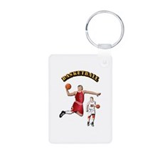Sports - Basketball Keychains