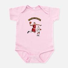 Sports - Basketball Infant Bodysuit