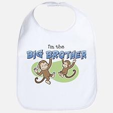 Big Brother (Monkey) Bib