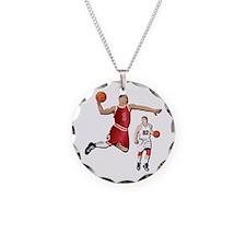 Sports - Basketball - No Txt Necklace