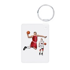 Sports - Basketball - No T Keychains