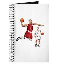 Sports - Basketball - No Txt Journal