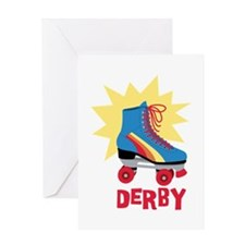 Derby Greeting Cards