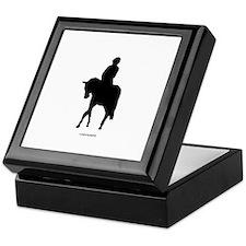Horse Theme Design #71000 Keepsake Box